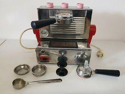 Machine à café vintage complète complète QUICK MILL sur 60s