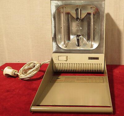 Lampe de travail Philips Vintage Uv + Ir