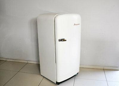 Réfrigérateur-Réfrigérateur ZOPPAS Réfrigérateur Original à glace de travail des années 50 1107