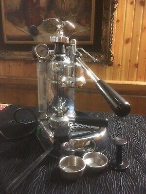La Pavoni Professional Lever Coffee Machine Machine à café Nouveau