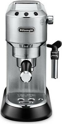 Machine à café à dosettes Cappuccinatore EC 685M Dedica Style Ese De Longhi Espresso