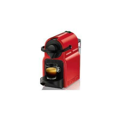 Machine à café expresso Krups Inissia Nespresso XN1005, 1260 watts, rouge