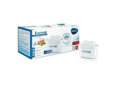 6 filtres pour cartouche filtrante carafe d'eau Maxtra + Brita pendant 6 mois 1022214