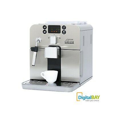 Le moulin automatique RI9305 / 01 Brera de machine à café expresso de Gaggia a mené l'argent