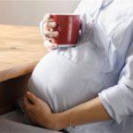 Boissons chaudes pendant la grossesse en été