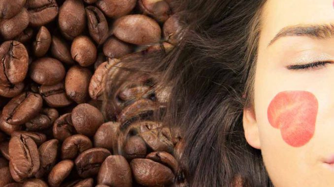 <pre><pre>Café pour cacher les cheveux blancs et améliorer leur santé