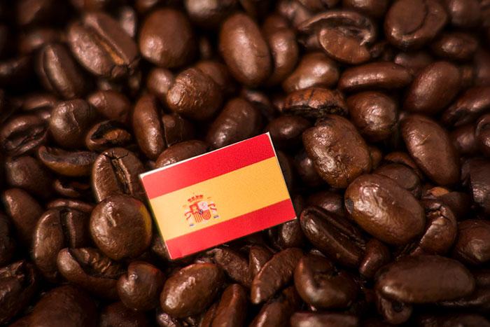 Types de café espagnol