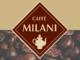 Café milani avec espresso champion italien