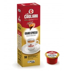 Caffitaly system Cagliari Grand Espresso