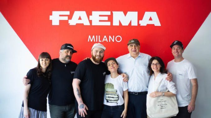 """<pre><pre>Faema à New York a ouvert le premier """"magasin pop-up Faema"""" - Newsfood - Nutrimento and Nutrimente"""