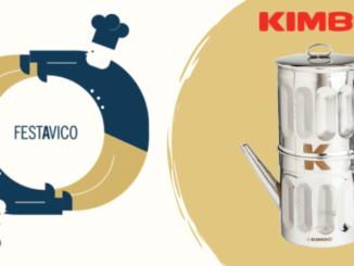 Kimbo apporte son parfum incomparable à Vico Equense