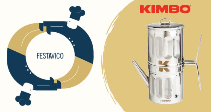 <pre><pre>Kimbo apporte son parfum incomparable à Vico Equense