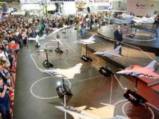 La Ciociara au Bourget parmi les excellences de l'aérospatiale