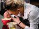 La championne du monde du Latte Art, Manuela Fensore, à la Bloom Coffee School pour une classe de maître