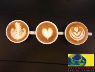 La passion et l'éducation font la différence grâce à Altascuola Coffee Training de Caffè Milani