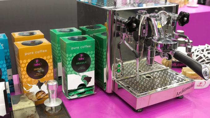<pre><pre>Le café est transformiste, tous les goûts et tendances dans la tasse chez HostMilano