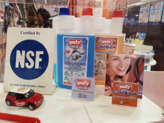 Les produits pulyCAFF à la pointe de la technologie pour les systèmes de brassage à froid et de lait frais