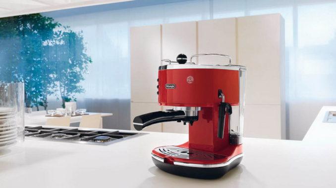 <pre><pre>Machine à café expresso: modèles manuels de type expresso pour la fabrication de cappuccino, principe de fonctionnement, avis - Cuisine