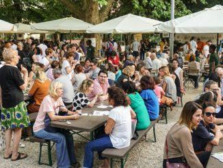 Sois Pop! La journée des réfugiés au Caffè Nemorense