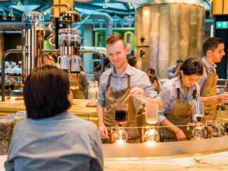 Turin, Starbucks s'ouvre au centre. Défi à Lavazza et Vergnano