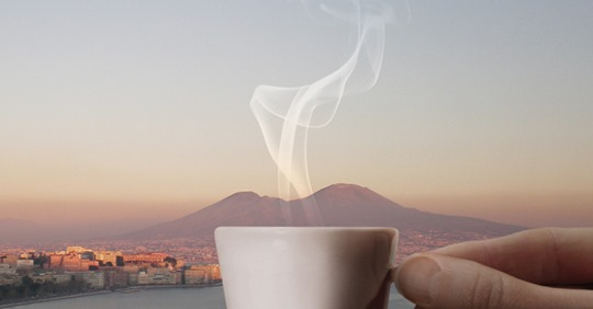 <pre><pre>UN TRIESTINO N'AIME PAS LE CAFÉ NAPOLÉTAIRE. EMBE & # 39 ;?