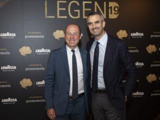 Legend19: Marco e Giuseppe Lavazza