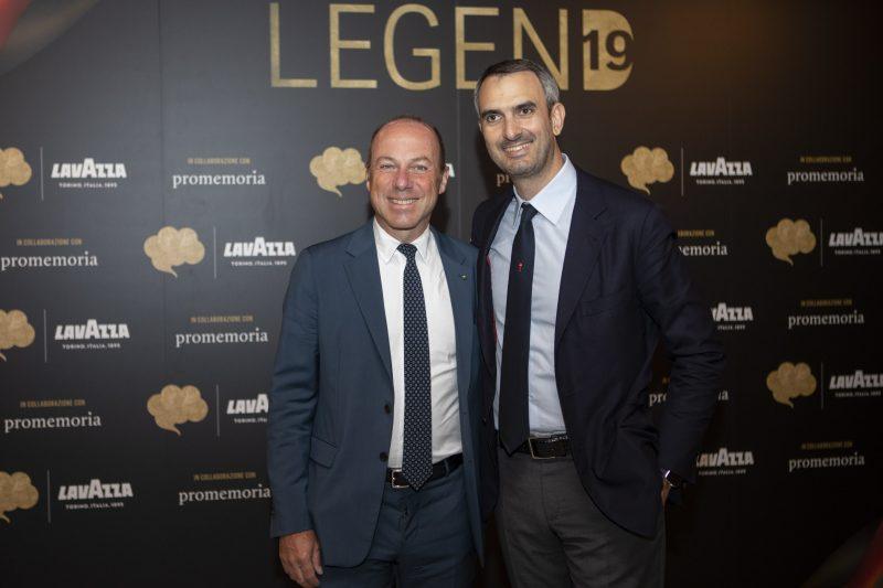 Legend19: Marco et Giuseppe Lavazza