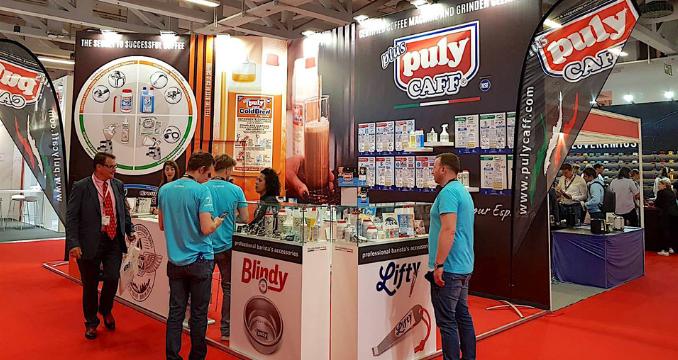<pre><pre>pulyCAFF à Berlin avec de nouveaux produits pour Cold Brew et les systèmes de lait frais