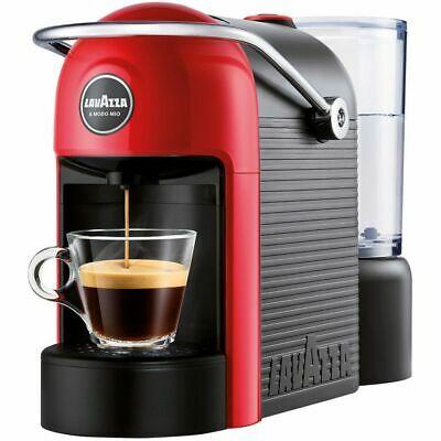 Machine à expresso Lavazza Jolie - A Modo Mio - Capsules - 1 tasse - Rouge