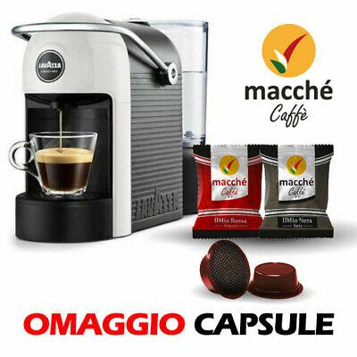 Machine à café Lavazza A Modo Mio Jolie avec capsules compatibles Macche Cadeau gratuit