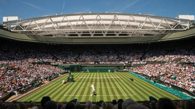<pre><pre>La magie de Wimbledon, le plus beau tournoi de tennis au monde