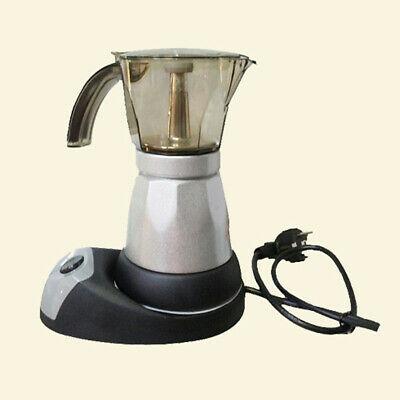 Cafetière électrique pour machine à espresso Percolator Moka Pota Spina EU