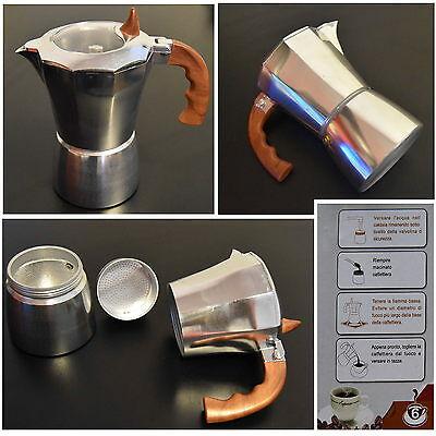 Machine à café MOKA ESPRESSO 2 TASSES DE FENÊTRES