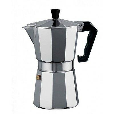 cc Moka Cafetière Cafetière Espresso Napolitaine Taille 6 Tasses moc