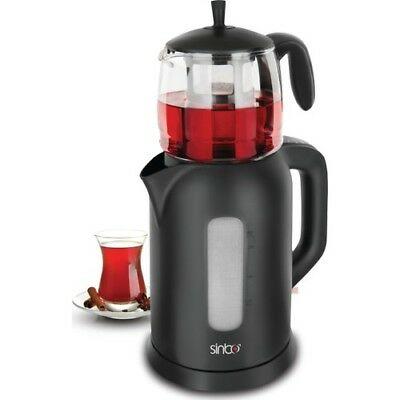 Théière turque de théière de fabricant de thé de machine électrique STM-5812 de machine à thé Sinbo