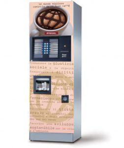 Distributeur automatique de boissons chaudes Altromercato