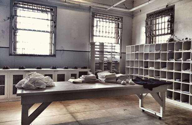 Prison d'Alcatraz (ph. Federica Maule)