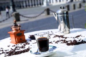 Café froid