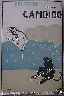 Voltaire_Candido_Bella Issue Facchi_Copertina d'Emilio Notte_Puglia_Salento