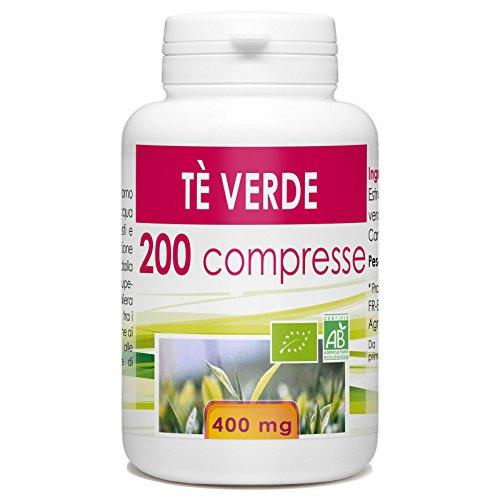 Te Terde Boîte de 200 comprimés de 400 mg