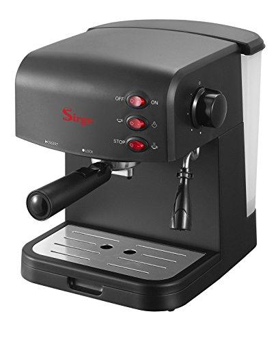 Sirge CREMAEXPRESSO Manuel de Machines pour Espresso et Cappuccino Pompe Italienne 15 bar