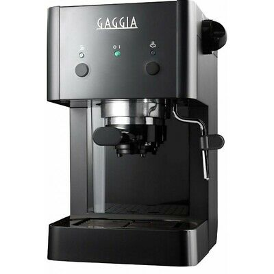 Gaggia RI8423 / 12 - Cafetière manuelle, 950 W, 15 bars, 1 Lt. - # 0877