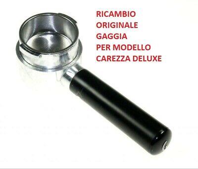 Gaggia Porte-filtre Machine à Café Carezza De Luxe Original