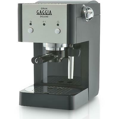 Machine à espresso manuelle Deluxe Gaggia RI8425 Gran Gaggia