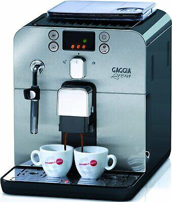 Machine à café expresso automatique Gaggia pour café Macina à grains Brera RI9305 / 11