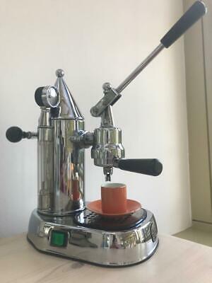 Gaggia The Factory 16 Tasses Espresso Chrome Avec Bras Pour Vapeur