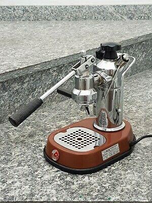 Le paon europiccola modèle vintage espressomaschine handhebelmaschine gabraucht