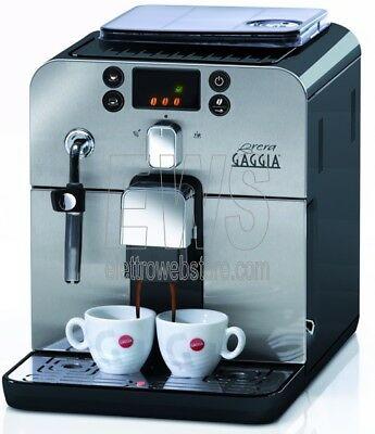 GAGRI9305 / 11 GAGGIA Machine à café automatique BRERA LED NERA BLK RI9305 / 11