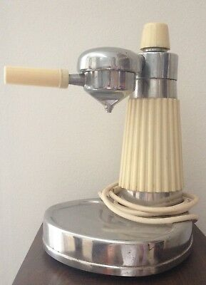 Machine à café Machine à café UTENTRA VINTAGE YEARS 60-70 COLLECTION DE MEUBLES
