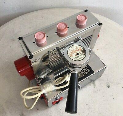 Machine à Café Vintage Omre Quick Mill - Rouge